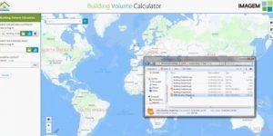 Building Volume Calculator