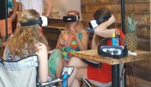 Virtuele Zonvakantie