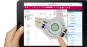 Greenpoint BOR-systeem op iPad en Android tablet