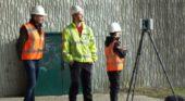 MUG Ingenieursbureau bij tv-opnames 'Later als ik groot ben'