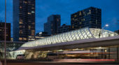 Startstation E-lijn in Den Haag wint German Design Award 2019