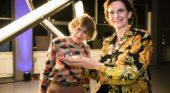BNA Kubus uitgereikt aan Francine Houben
