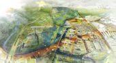 10 ontwerpvisies voor de 5 grote steden in 2040