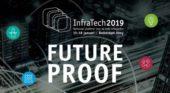Hoog bezoek tijdens InfraTech 2019!