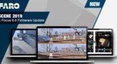 FARO introduceert SCENE 2019 voor geavanceerd vastleggen 3D-meetgegevens