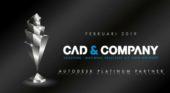 Autodesk benoemt CAD & Company tot Platinum-partner