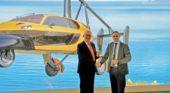 Antea Group gaat infrastructuur en voorzieningen ontwikkelen voor vliegende auto