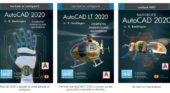 Nieuwe boeken voor AutoCAD (LT) 2020