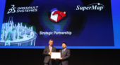 Dassault Systèmes en SuperMap integreren GIS- en simulatieplatformen
