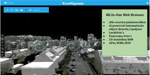 GeoSignumlanceertPointer versie 3.0