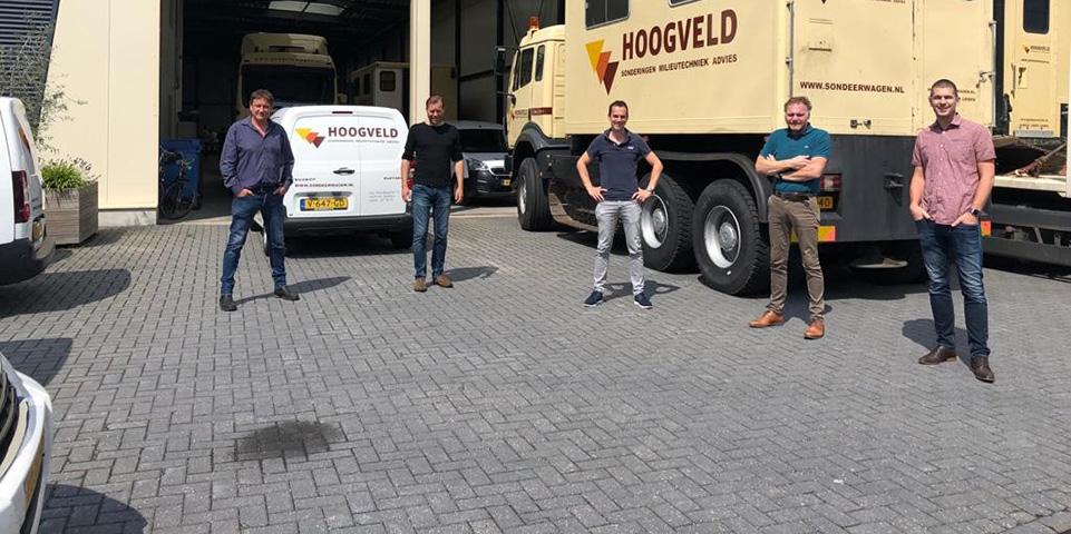 Geonius Groep neemt Hoogveld over