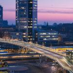 Moreelsebrug als integraal onderdeel van Utrechtse binnenstad