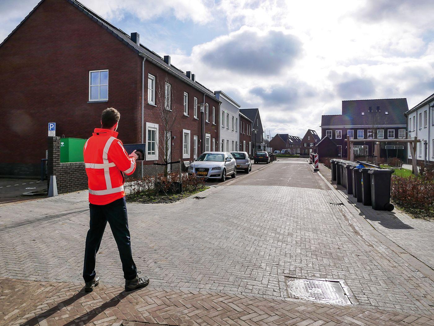 Meldingen openbare ruimte makkelijk en snel in Gennep