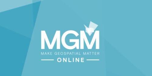 Make Geospatial Matter Online 2020