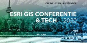 Esri GIS Conferentie