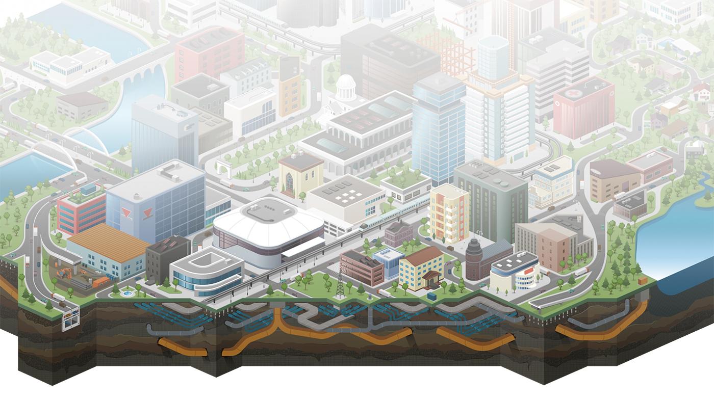 Digital twins voor waterinfrastructuurbeheer