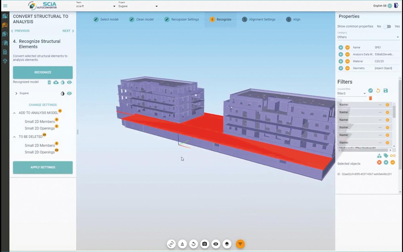 Een nieuwe BIM-workflow voor ingenieurs