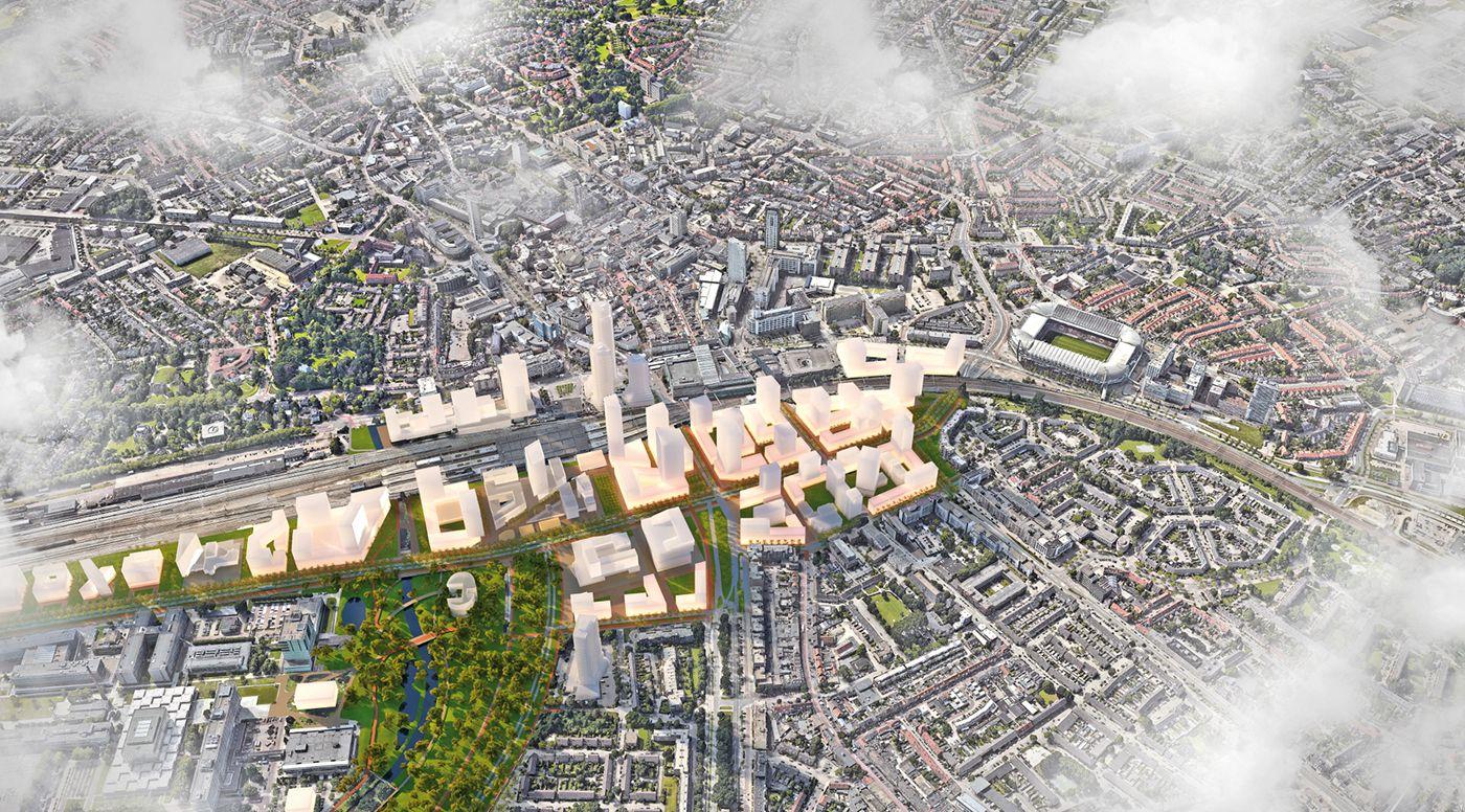 Digital City Program maakt complexe stedelijke planning inzichtelijk