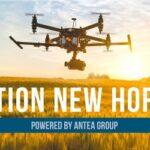 Antea Group organiseert de langste dronevlucht van Europa